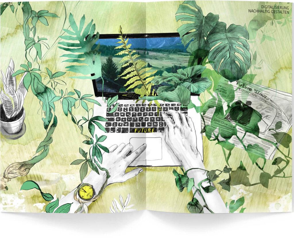anna franke digitalisierung mockup
