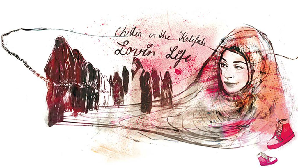 Anna Franke taz syrien
